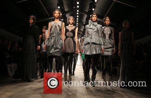 London Fashion Week A/W 2011 - Bora Aksu...
