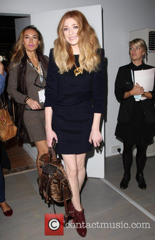 Nicola Roberts and London Fashion Week 10