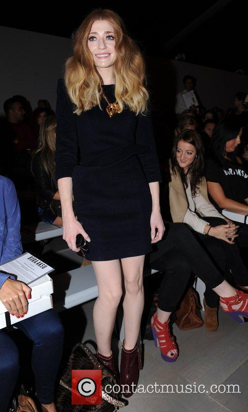 Nicola Roberts and London Fashion Week 11