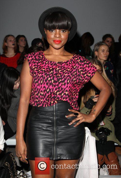 Keisha Buchanan London Fashion Week A/W 2011 -...