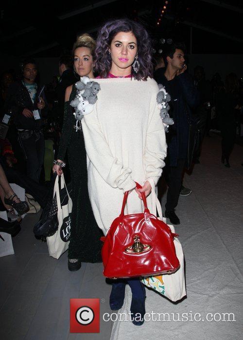 Marina Diamandis London Fashion Week A/W 2011 -...
