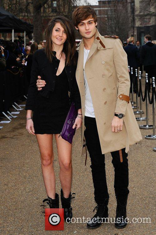 Douglas Booth and London Fashion Week 10