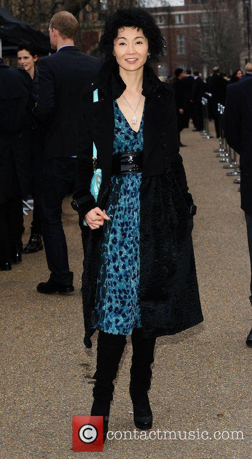 Maggie Cheung and London Fashion Week 5