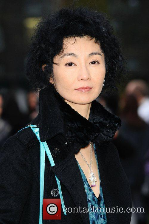 Maggie Cheung and London Fashion Week 6