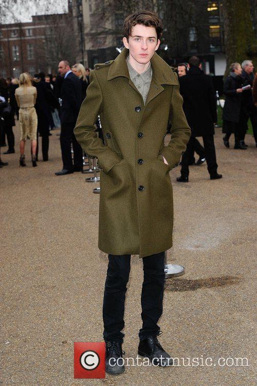 London Fashion Week A/W 2011 - Burberry Prorsum...