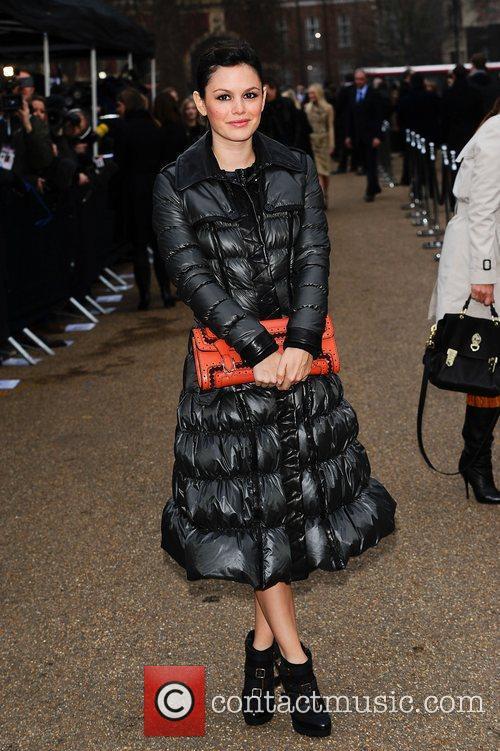 Rachel Bilson, London Fashion Week