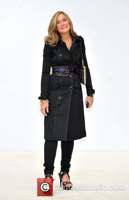 London Fashion Week Spring/Summer 2012 - Burberry Prorsum...