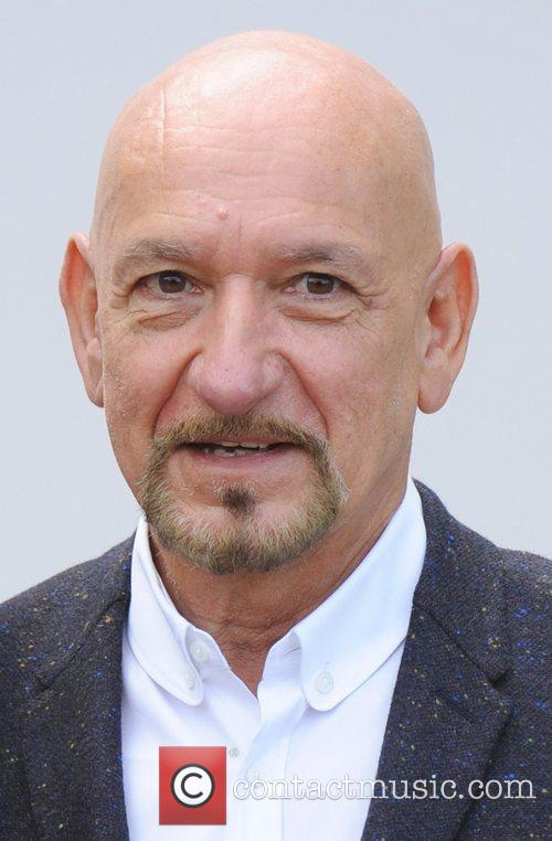 Ben Kingsley and London Fashion Week 1
