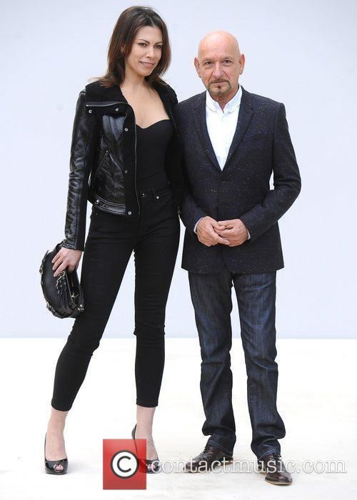 Ben Kingsley and London Fashion Week 3