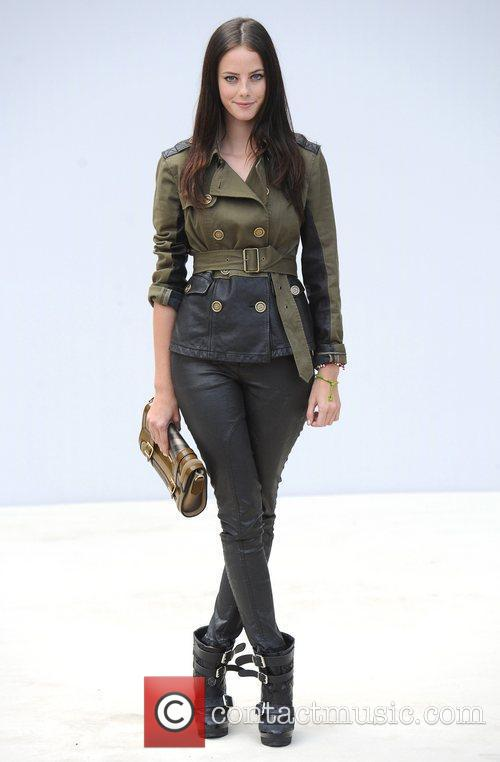Kaya Scodelario and London Fashion Week 3