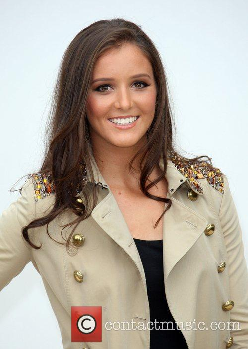 Laura Robson and London Fashion Week 1