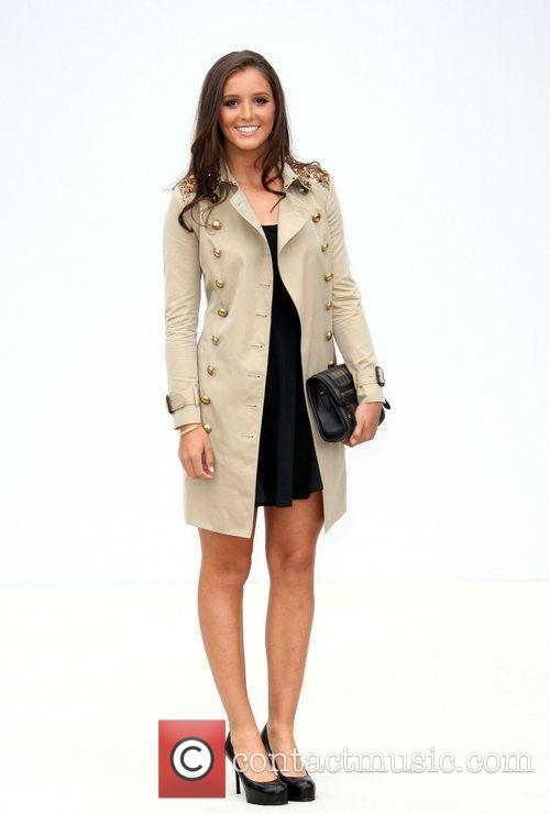 Laura Robson and London Fashion Week 2
