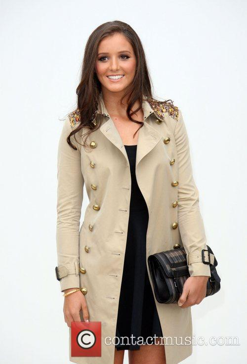 Laura Robson and London Fashion Week 3