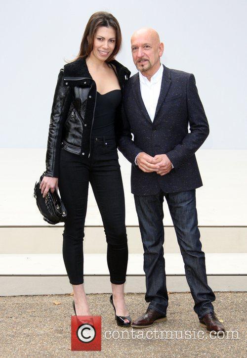 Ben Kingsley, Elliott Tittensor and London Fashion Week 4