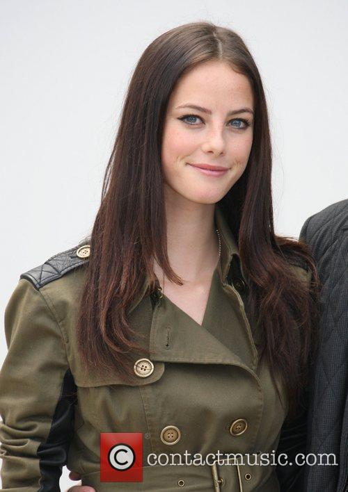 Kaya Scodelario and London Fashion Week 1