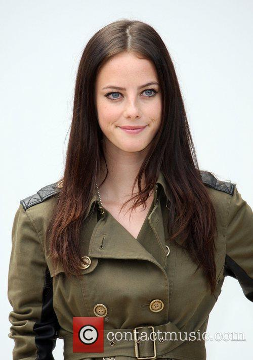 Kaya Scodelario and London Fashion Week 5
