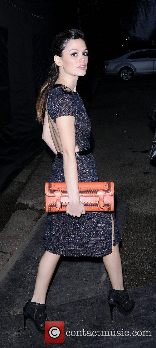 Rachel Bilson and London Fashion Week 11