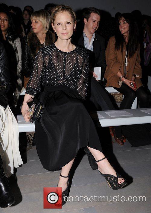 London Fashion Week A/W 2011- Caroline Charles -...