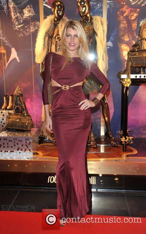London Fashion Week Spring/Summer 2012 - Roberto Cavalli...