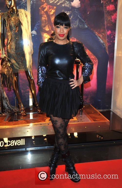 Sarah Jayne Crawford London Fashion Week Spring/Summer 2012...