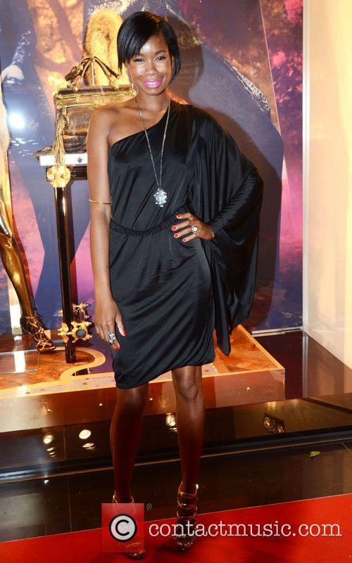 Tolula Adeyemi and London Fashion Week 4