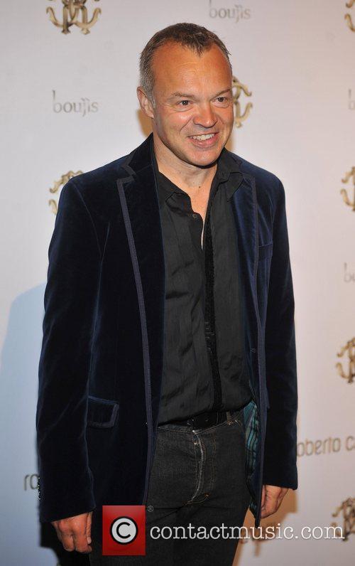 Graham Norton London Fashion Week Spring/Summer 2012 -...