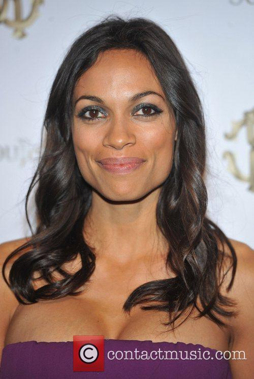 Rosario Dawson and London Fashion Week 3