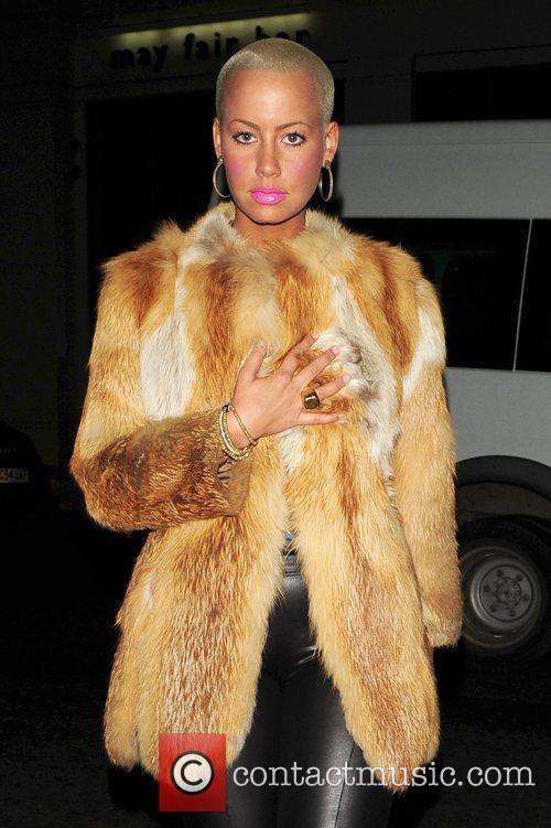 London Fashion Week A/W 2011 - Celebrities