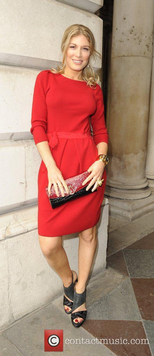 Hofit Golan and London Fashion Week 2
