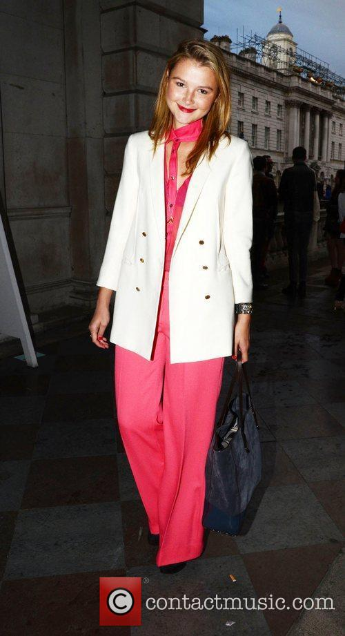 London Fashion Week Spring/Summer 2012 - Celebrity Sightings...