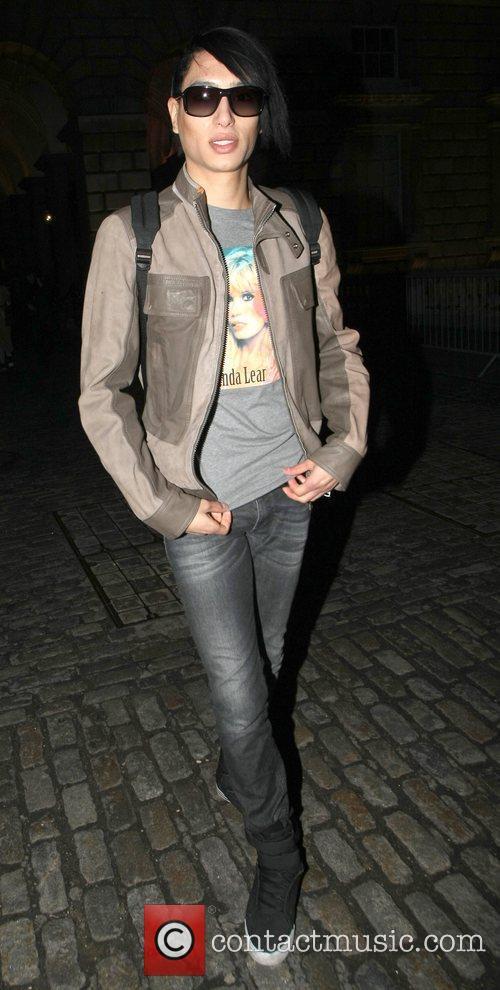 Guest London Fashion Week A/W 2011: Somerset House...