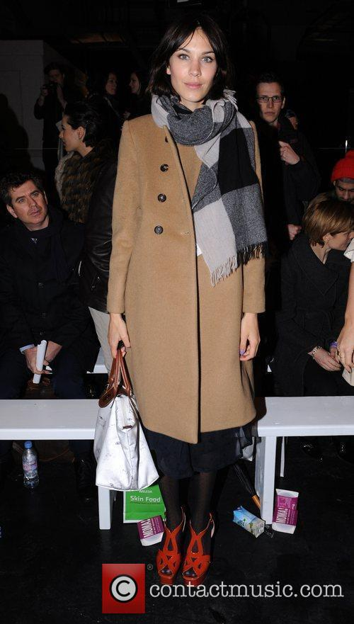 London Fashion Week A/W 2011 - Charles Anastase...