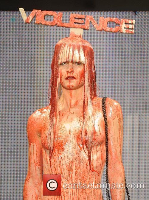 Model London Fashion Week A/W 2011 - Charlie...
