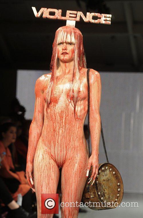 London Fashion Week A/W 2011 - Charlie Le...