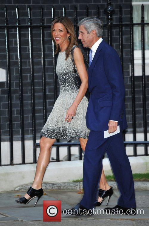 London Fashion Week Downing Street Reception - arrivals.