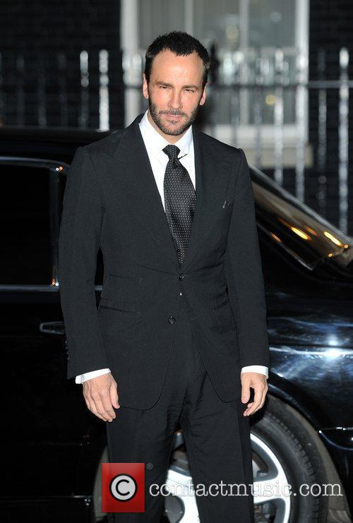 Tom Ford and London Fashion Week 2