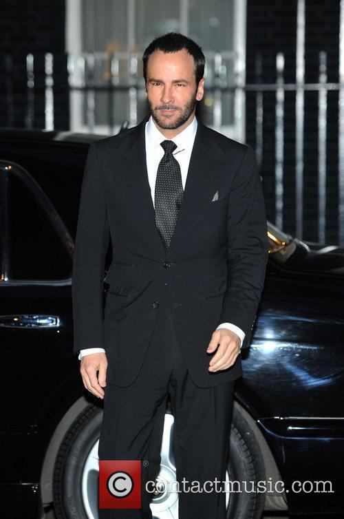 Tom Ford and London Fashion Week 1