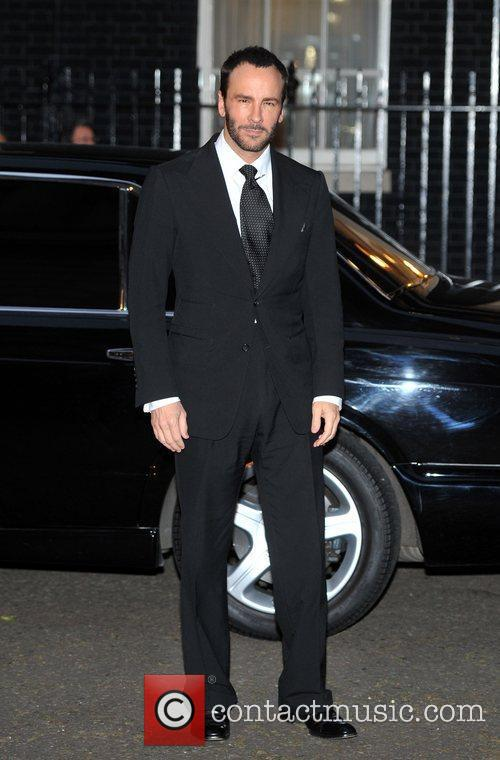 Tom Ford and London Fashion Week 3