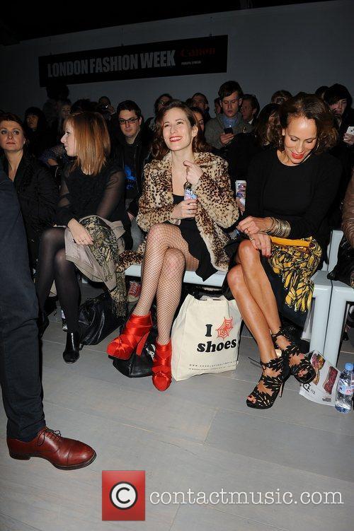 London Fashion Week A/W 2011 - Emilio de...