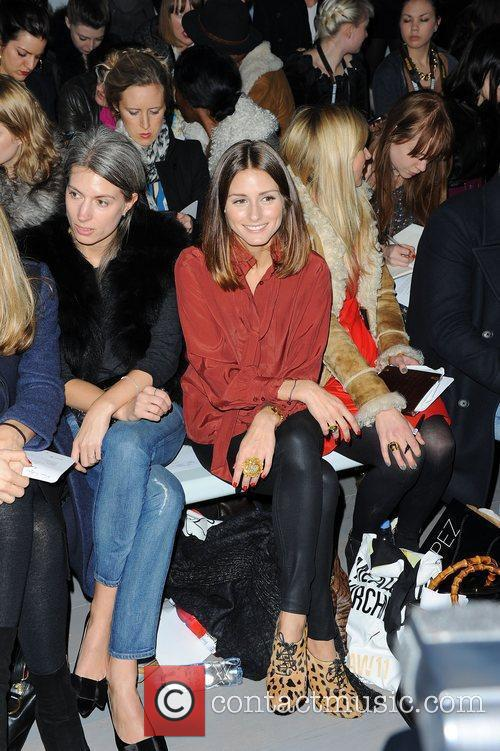 Olivia Palermo, Emilio and London Fashion Week 5