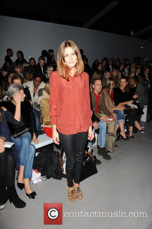 Olivia Palermo, Emilio and London Fashion Week 4