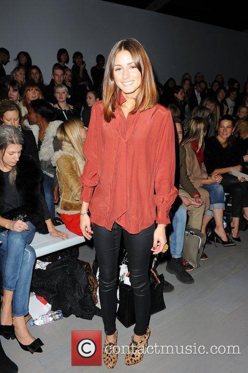 Olivia Palermo, Emilio and London Fashion Week 3