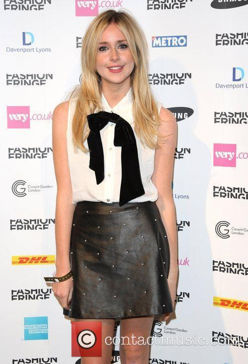 Diana Vickers and London Fashion Week 3