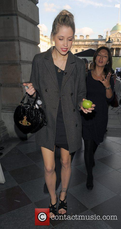 London Fashion Week Spring/Summer 2012 - Felder Felder...