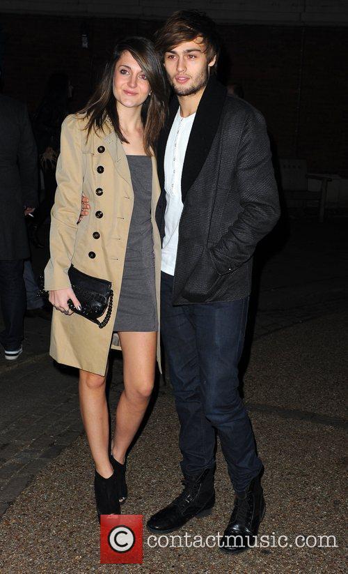 Guests London Fashion Week A/W 2011: Get A...