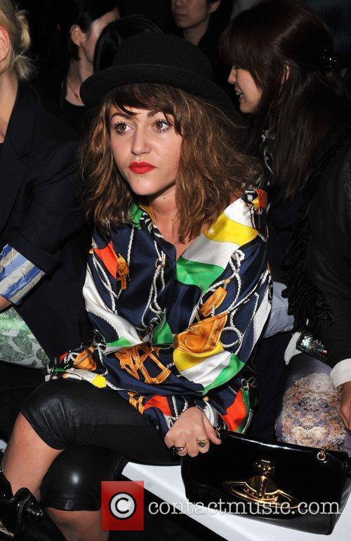 Jaime Winstone London Fashion Week A/W 2011 -...