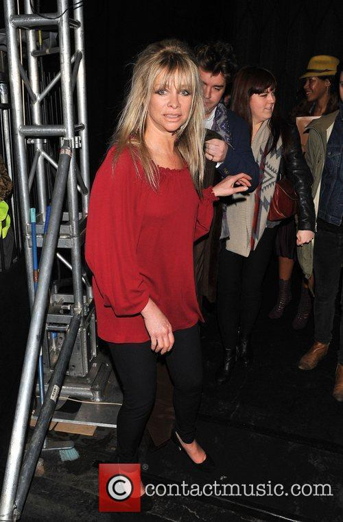 Jo Wood London Fashion Week A/W 2011 -...