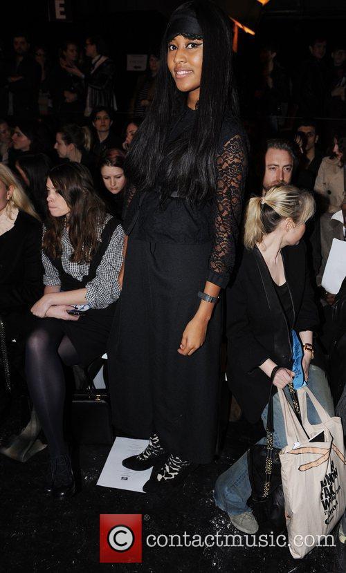 Guest London Fashion Week A/W 2011 - House...