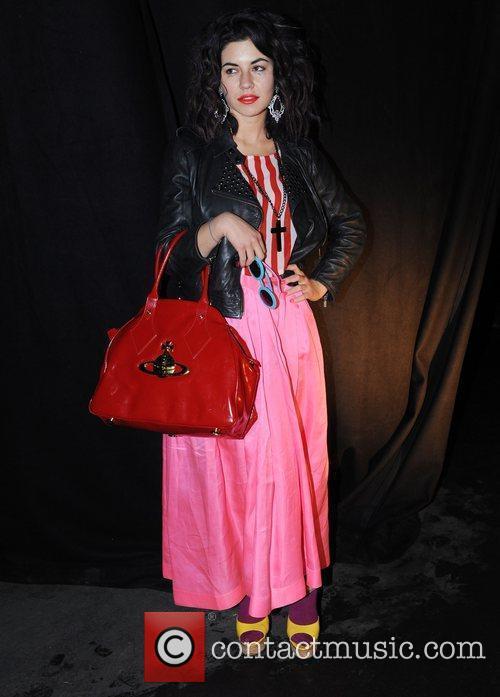 Marina Lambrini London Fashion Week A/W 2011 -...