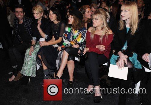 Pixie Geldof, Alexa Chung, Jaime Winstone and Jo...